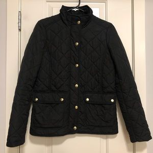 JCrew Factory Quilted Jacket